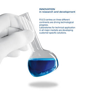 ASK Chemicals - Innovation in research and development