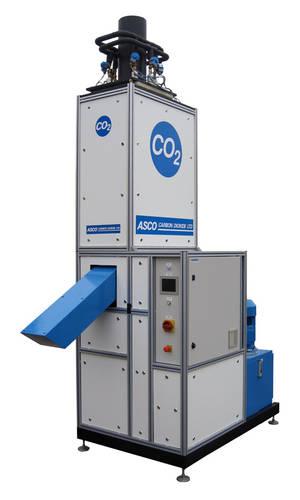 Automatic Dry Ice Pelletizer P700