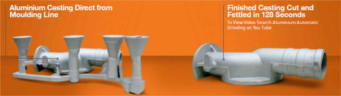 Perhaps More Known For Grinding Of Gray And Ductile Iron Castings With Machines Working Currently In 16 European Countries Grinding More Than 50 Million
