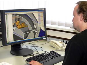 CLOOS welding robot shortens production times in Siemens turbine