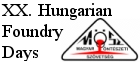 50 years of the Hungarian Foundry Days