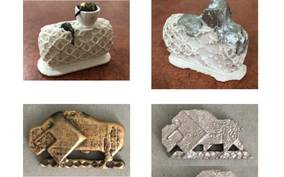 NEW CASTALITE 3D PRINTING RESIN FROM TETHON3D CAN CAST AND SHAPE MOLTEN METAL