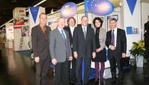 KW-Consulting-Group GmbH & Co. KG, Germany Dipl.-Ing. Koot Engel (left), Dipl.-Ing. Wolfgang Wirth (2nd left), Dipl.-Ing. Andreas Veigel (3rd left), Dr.-Ing. Hans-Peter Krapohl (3rd right), Smaranda Janosch (2nd right), Dipl.-Kfm. Alexander Selden (right)