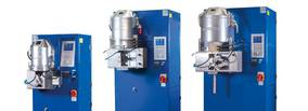The Continuous Casting Machines  the only ones with vacuum and/or quattro drive
