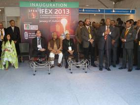 Kolkata: 61st Indian Foundry Congress and IFEX 2013