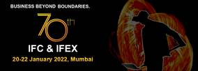 Save the Date: 70th Indian Foundry Congress & IFEX 2022 in Mumbai