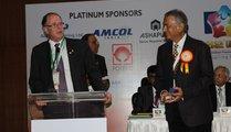Andrew Turner welcomes Vinod Kapur, new WFO President