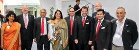 "Gargi HA celebrates "" 25 YRS"" of togetherness with Huttenes  Albertus – Germany."