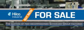 Auction - Two State Of The Art Die-Casting Factories From The Schweizer Group