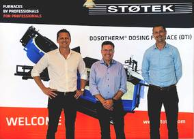 STØTEK A/S is primed for future growth