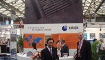 Eirich, worldwide