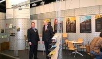 Drei-S-Werk, Germany Mr. Holger Richter / Key Account Manager Export (left) and Mr. Till Schmauser / CEO (right)