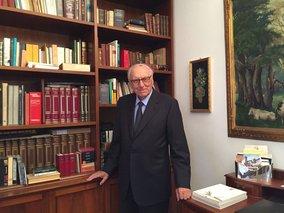 Giovanni Bolla, Founder of  FOMET Srl