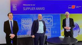 Gienanth receives the Rolls-Royce Power Systems alias MTU Supplier Award for the fourth time in a row