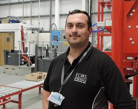 New Team Member joins staff at Foundry Training Centre
