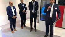 v.l.n.re: Dr. Ingo Ederer (Voxeljet), Dr. Jens Müller (ASK), Dr. Christian Appelt (ASK), Jörg Brotzki (ASK)
