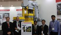 sinto presenting the HSP-D Moulding Machine