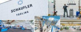 60 years of Schaufler Tooling