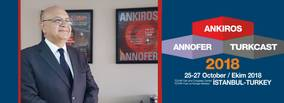 Succeeding years of experience in Foundry Business; Kubilay Dal joins the Ankiros Team.
