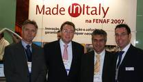 Made in Italy meets Messe Düsseldorf at Sao Paulo