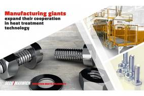 PL - Giants of manufacturing extend their cooperation in heat treatment technologies
