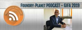 Foundry-Planet Podcast - Roberto Ariotti, Assofond Chairman