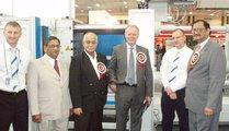 FRECH meets Mr.Boneham, Ford India