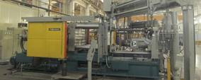 Ready for the next 30 years: control system upgrade puts trusted Italpresse machine at digital cutting edge