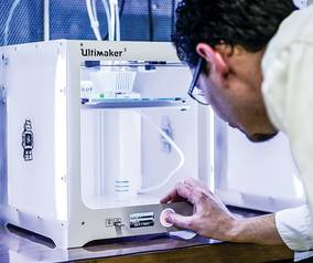 3-D printing: A tool for production