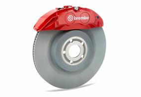 US - BREMBO BRAKES FEATURED ON  MUSTANG MACH-E GT AND GT PERFORMANCE EDITION