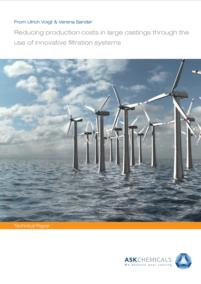 Technical Paper: Filter - Kosten im Großguss reduzieren