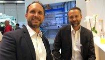 Andreas Mössner und Thomas Doriath