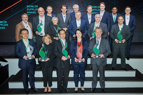 BREMBO receives DAIMLER SUPPLIER AWARD in Sustainability