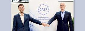 CAEF - Dr. Fynn-Willem Lohe elected as Interim Secretary General