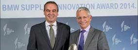 ASK Chemicals honored with BMW Innovation Award for Sustainability