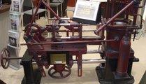 Druckguss Service Deutschlang GmbH Historic DieCasting machine from 1905.