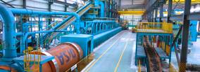A complete green sand solution: DISA and Wheelabrator fit out Dianzhan's brand new Jiujiang foundry