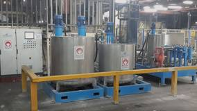Vesuvius GmbH / Foseco Foundry Division: Coating Preparation Plant (CPP)
