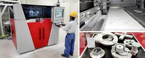 AGC Ceramics and voxeljet develop 3D printing ceramics for investment casting shells and cores