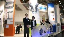 Rheinfelden ALLOYS GmbH & Co. KG, Germany Mr. Daniel Hartmann / Marketing (left) and Mrs. Anita Müller / VP Sales & Marketing (right)