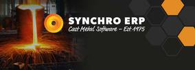 SYNCHRO ERP at Investment Casting Institute's 65th Technical Conference and Expo
