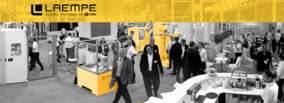 Laempe Mössner Sinto – the leading company in core making technology presents its expertise at IFEX 2020