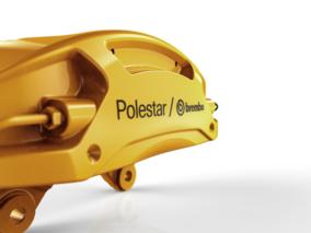 BREMBO refines Performance of POLESTAR Brake System