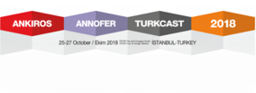 You are invited to the global integration of metals; ANKIROS / ANNOFER / TURKCAST 2018