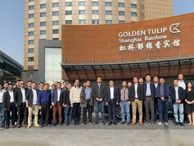 The seminar on die casting and machining technology for large aluminum alloy structural parts was held in Shanghai