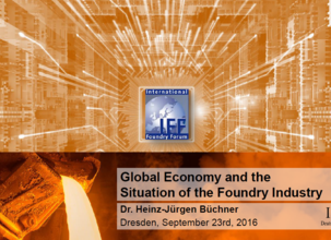 Global Economy and the Situation of the Foundry Industry