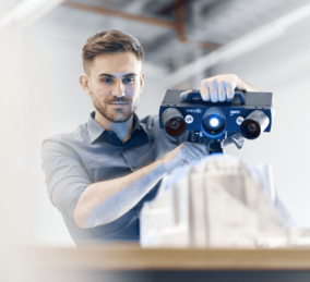 GOM Launch Interchangeable Lens 3D Scanner For Complex Inspection Tasks