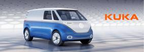 KUKA receives major order for body-in-white production of the ID. BUZZ from Volkswagen Commercial Vehicles