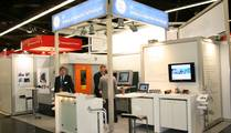 GE Sensing & Inspection Technologies GmbH, Germany Dipl.-Ing. G�nter Klein / Sales (left)