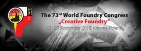 The 73rd World Foundry Congress